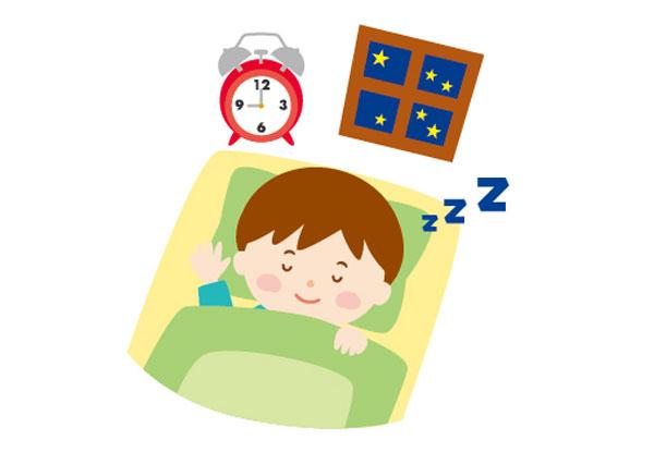 子供の身長を伸ばす睡眠