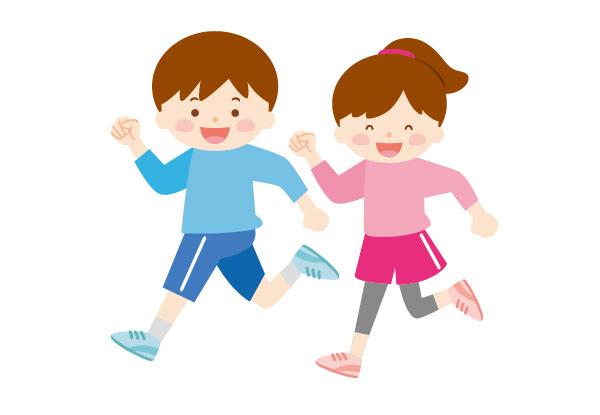 運動と身長の関係