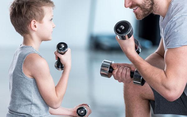 子供の加圧トレーニングと身長の関係